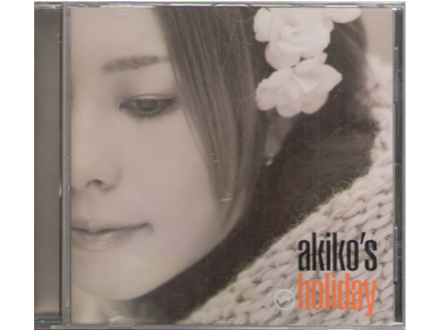 akiko [ akiko's holiday ] J-JAZZ / CD / 2003