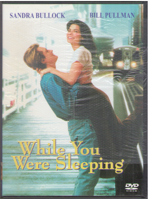 [ While You Were Sleeping ] DVD Movie Japan Edition NTSC2