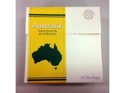 LUPICIA [ Australis 10 Tea Bags ] Green Tea Base ( AUS Limited )