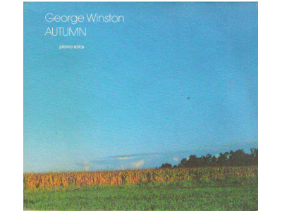 George Winston [ Autumn ] CD / Instrumental / Japan Edit