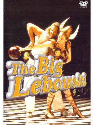 [ Big Lebowski, The ] DVD / American Movie / Japan Edit /1998