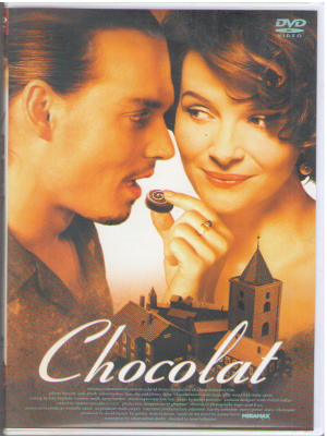 [ Chocolat ] DVD Movie Japan Edition NTSC2