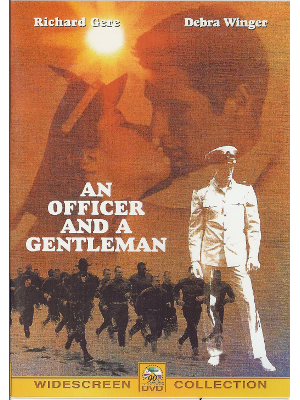 [ Officer and a Gentleman, An ] DVD Movie JPN edit. NTSC/2