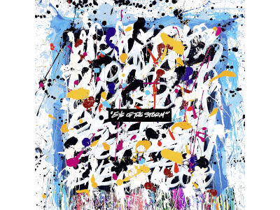 ONE OK ROCK [ Eye of the Storm ] CD+DVD J-POP 2019 1st Limited