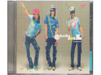 CLARABELL [ foolproof ] CD Single J-POP 2012