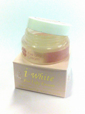 i-white [ Eye Lifty Cream 15g ] Additive Free Cosmetics