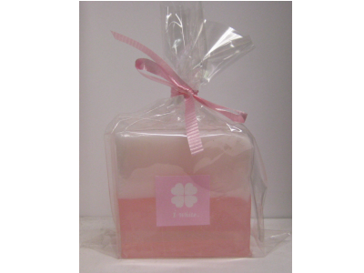 i-white [ Pink Lavender Soap ] Additive Free Cosmetics
