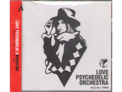LOVE PSYCHEDELIC [ LOVE PSYCHEDELIC ORCHESTRA ] Album/J-POP
