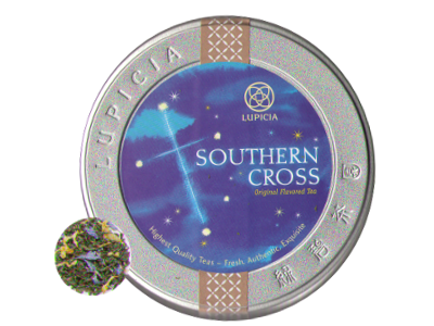 LUPICIA [ SOUTHERN CROSS 50g Tin ] Black Tea ( Australia Only )