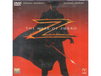 [ Mask Of Zoro ] DVD Japan Edition NTSC R2