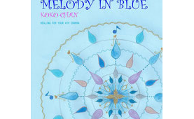 Koko-chan [ Melody in Blue ] CD / Healing / Instrumental