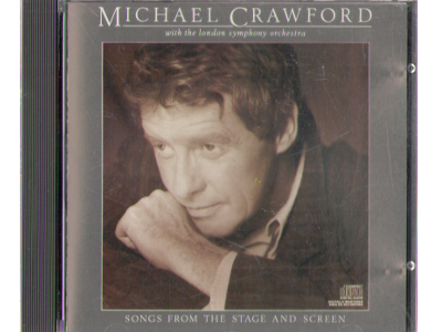 Michael Crawford [ Stage and Screen ] CD / 1988