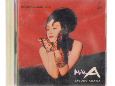 Yasuko Agawa [ Miss A ] CD / J-Jazz