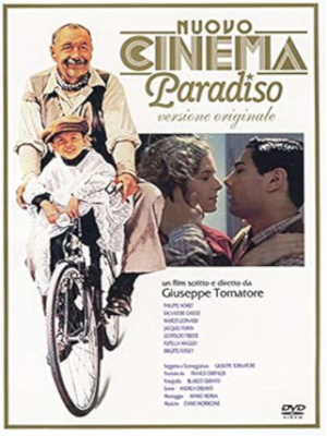 [ Cinema Paradiso ] DVD Japan Edition NTSC R2
