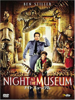[ Night At The Museum ] DVD NTSC2 Japan Edition