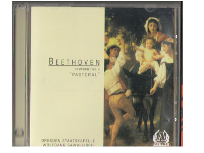 Beethoven [ Symphony No.6 in F, OP. 68 PASTRAL ] CD 2003