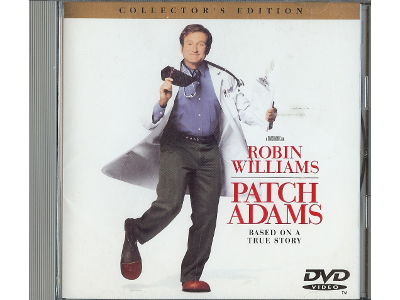 [ Patch Adams ] DVD Movie Drama NTSC/2