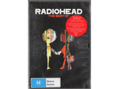 [RADIOHEAD THE BEST OF...]Music DVD/ROCK/M-Mature themes