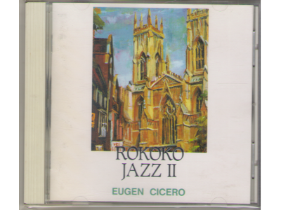Eugen Cicero [ ROKOKO JAZZ 2 ] CD / Jazz / Japan Edition