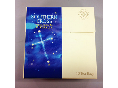 LUPICIA [ SOUTHERN CROSS 10 Tea Bags ] Black Tea Australia Only