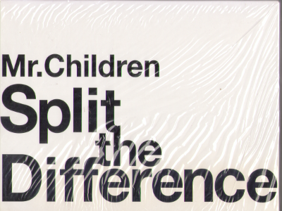 Mr.Children [ Mr.Children / Split The Difference ] DVD