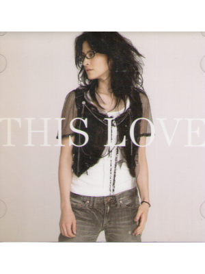 Angela Aki [ This Love - First Limited Edition ] Single, CD+DVD