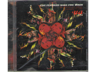 ua [ Fine feathers make fine birds ] 2CD/Album/1997