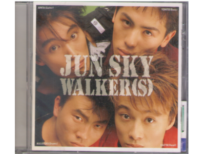 JUN SKY WALKER(S) [ Zenbu Konomamade ] CD J-POP 1988